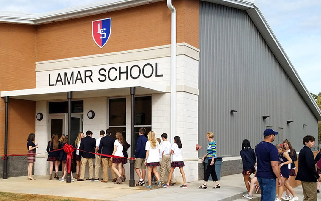 F& Completes Lamar School Project