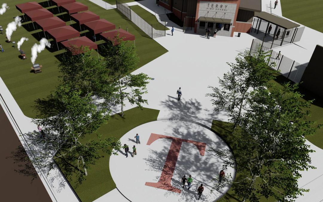 UPDATE: Terry High School